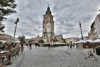 TOUR POR EL CASCO ANTIGUO DE CRACOVIA